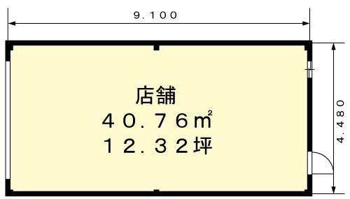 井原町店舗 101号室