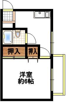 ファミリーマンション 301号室