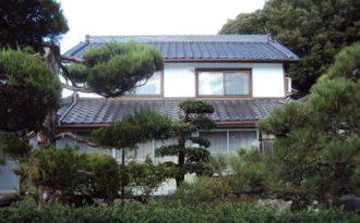 西江原町中古住宅 390万円